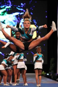 Cheer Extreme Senior Elite Worlds 2013 by regina
