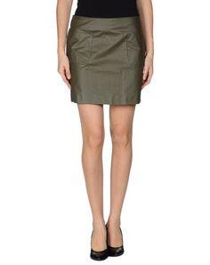 Military skirt Miu Miu High Quality Online Pick A Best Sale Online New Online E1JdQ