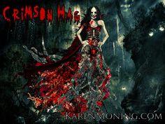The Crimson Hag-K.M.M.