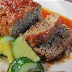 Brown Sugar Glazed Meatloaf | Recipe | Brown Sugar, Sugar and Brown