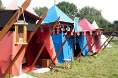 Image of tents, lager, ritter - 16013242 Tent Camping, Glamping, Camping Gear, Outdoor Camping, Larp, Market Tent, Viking Tent, Festival Camping, Renaissance Fair