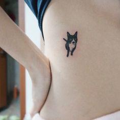 tatuajes elegantes perrito