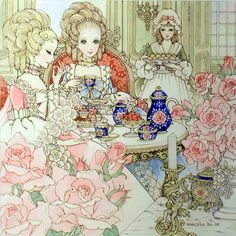 Afternoon Tea  Makoto Takahashi