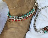 Boot Bracelet..Jewelry For your Boot that can be adjusted and moved from Boot to Boot!