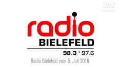 SOS News 2016 07 05  ||  Interview bei Radio Bielefeld