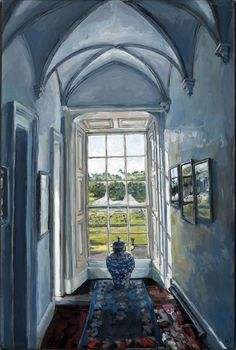 Great Interiors   Hector McDonnell - Tullynally Window