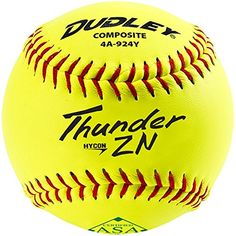 Dudley 11″ Thunder Hycon ZN ASA Composite Slowpitch Softball . http://homerun.co.business/product/dudley-11-thunder-hycon-zn-asa-composite-slowpitch-softball/