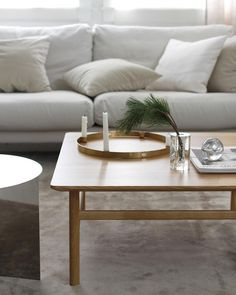 winter details, coffee table from Normann Copenhagen via @amerrymishap