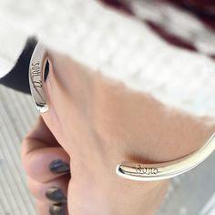 This @soul22jewelry bracelet speaks to my soul | thank you @christoslamprianidis | i❤️you | #kisterss #soul22