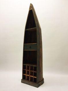 Indian Boat Shelf - Baldev