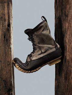 Bean Boots