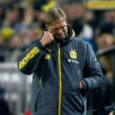 #Dortmund continues to struggle at the bottom of the #Bundesliga. #Klopp is clearly not satisfied with their results!
