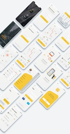 QUBER Taxi App UI UX Kit — UI Kits on - Expolore the best and the special ideas about App design Ios App Design, Mobile App Design, Android App Design, Mobile App Ui, Design Web, Android Ui, Ui Kit, To Do App, Taxi App