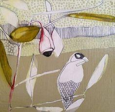 artist : Dana Kinter Botanical Art, Botanical Illustration, Nice Art, Cool Art, Tree Collage, Commercial Art, Art File, Bedroom Art, Australian Artists