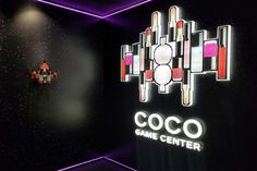 Image result for coco game center Coco Games, Neon Signs, Pop, Image, Popular, Pop Music