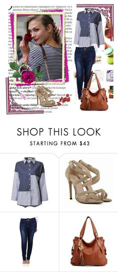 """""""Newchic 33"""" by jnatasa ❤ liked on Polyvore featuring Balmain"""