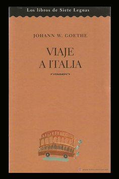 """Es la gran obra autobiográfica de Goethe, en la que detalla uno de los períodos más importantes de su vida: la estancia de un año y medio en Italia. """"Es un clásico maravilloso de casi dos siglos de vida""""."""