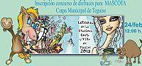 Concurso de disfraces para mascotas carnaval de Teguise 2013 - http://gd.is/Os8MnC
