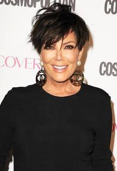 How To Get A Haircut Like Kris Jenner Hair Do39s Stylin