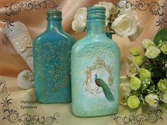 Декупаж - Сайт любителей декупажа - DCPG.RU   А какие вы любите бутылочки?