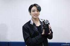BTS with Trophies Jungkook🐰💜 Hoseok, Seokjin, Namjoon, Taehyung, Jung Kook, Bts Kookie, Bts Jungkook, Bts Thailand, Bts Facebook
