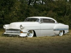 54 Chevy Custom...Sweet