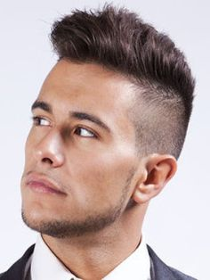 Man undercut hairstyles