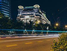 The Fullerton Hotel, Singapore – a matter of taste