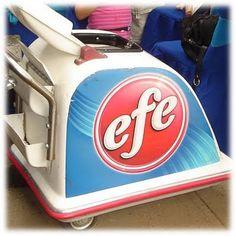 El carrito de helados Efe en la Venezuela retro