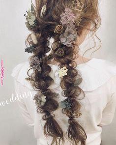 pretty hairstyles for long hair Half Up Pretty Hairstyles, Wedding Hairstyles, Hair Arrange, Hair Reference, Aesthetic Hair, Dream Hair, Hair Dos, Hair Designs, Dreads