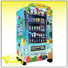 FULLY TESTED FULLY WORKING BLUE SEAGA COMBO VENDING MACHINE MOTOR