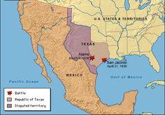 Senador mexicano propone revisar el tratado por el que México cedió más de la mitad de su territorio a EE.UU.