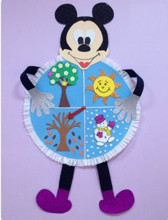 Season craft ideas Winter craft ideas for preschoolers Spring craft ideas for kids Summer craft idea for children Autumn craft ideas for preschool Four seasons craft and activities for kids Seasons themed wall decorations for school School Board Decoration, Class Decoration, School Decorations, Kids Crafts, Arts And Crafts, Preschool Classroom, Preschool Activities, Seasons Activities, Kids Education