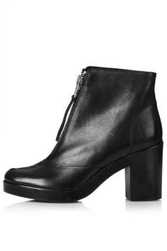 MAGIC Front Zip Boots - Boots - Shoes