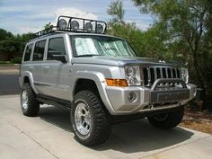 Read this Thread for FAQ's on most popular Exterior Modifications - Page 2 - Jeep Commander Forums: Jeep Commander Forum Jeep Wj, Jeep Truck, Jeep Liberty Lifted, Jeep Liberty Sport, Jeep Camping, Jeep Commander Accessories, Jeep Commander Lifted, 2014 Jeep Patriot, Jeep Photos