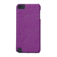 Purple abstract pattern iPod touch 5G case