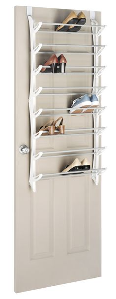 WOLTU Portable Clothes Closet Wardrobe Storage With 2 Drawer Cloth  Organizer With Magnet Doors Steel Shoe Rack 6 Shelves Beige | Closet  Organizer ...