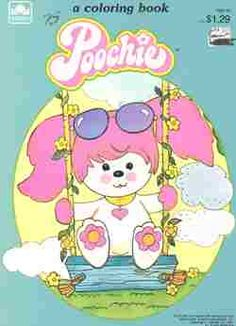 poochie. Completely forgot about this!!  I had a stuffed toy and everything!!!