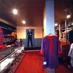 Vintage Yves Saint Laurent Interiors