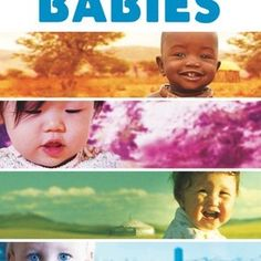 Re-defining the nonfiction art form, Babies joyfully captures on film the earliest stages of the journey of humanity that are at once unique and universal to us all. The film simultaneously follows four babies around the world -- from birth to first steps. The children are, in order of on-screen introduction: Ponijao, who lives with her family near Opuwo, Namibia; Bayarjargal, who resides with his family in Mongolia, near Bayanchandmani; Mari, who lives with her family in Tokyo, Japan; and…
