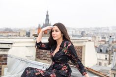 Ode To The Parisian Rooftops
