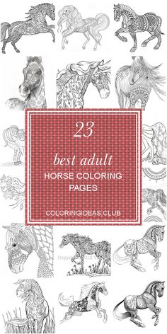 Some collection of ideas about 23 Best Adult Horse Coloring Pages. Get this Elegant and Pin this article right now! Fish Coloring Page, Horse Coloring Pages, Fairy Coloring Pages, Adult Coloring Book Pages, Printable Adult Coloring Pages, Mandala Coloring Pages, Coloring Pages For Kids, Coloring Books, Kids Coloring