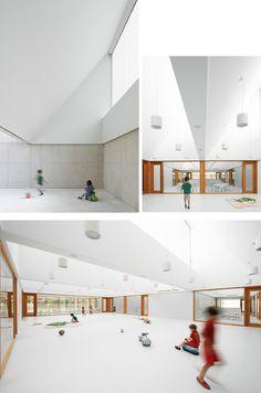 Nursery school in Berriozar