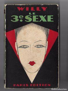 Willy Le 3e Sexe Paris 1927 Homosexualidad gay - Foto 1