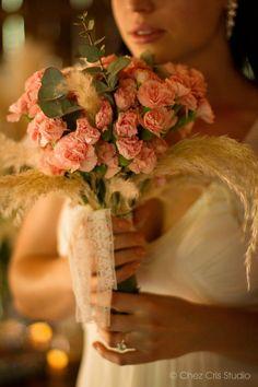 Editorial - Um Casamento Rústico Vintage