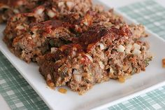 Harlem Meat Loaf - really good and moist
