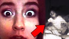 5 Ghost Videos SO SCARY You'll Make SHOCKED EMOJI FACE 😱 Scary Videos, Ghost Videos, Scary Gif, Creepy, Shocked Emoji, Ghost Caught On Camera, Emoji Faces, Haunted Places, Paranormal