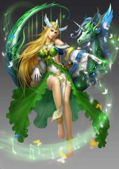 Fantasy Art Women, 3d Fantasy, Beautiful Fantasy Art, Fantasy Dragon, Beautiful Fairies, Fantasy Girl, Fantasy Artwork, Fairytail, Fantasy Creatures