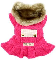 Jaqueta Tweed - Rosa Pink