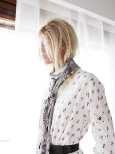 Devon Windsor by Horst Diekgerdes for Vogue Turkey March 2015